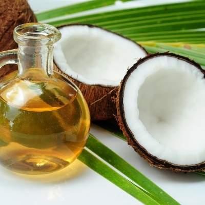 Acondicionador con aceite de coco y miel