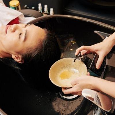 Champú y tratamiento para el cabello