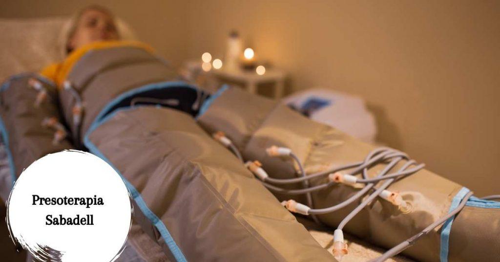 Presoterapia en Sabadell
