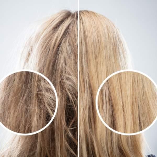condicionadores naturales para cabellos secos