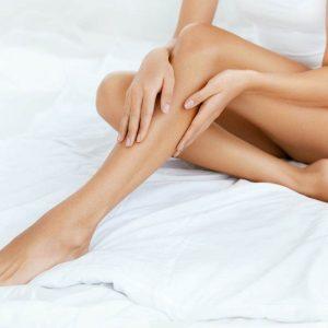evitar los granitos tras la depilación